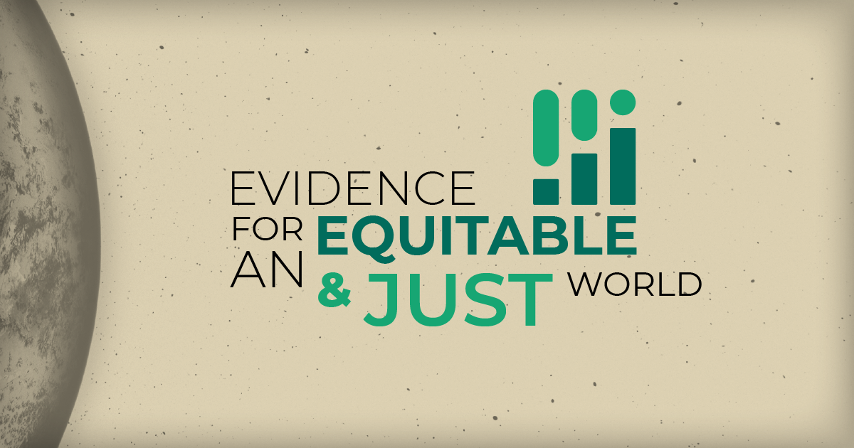 Evidence for an Equitable & Just World