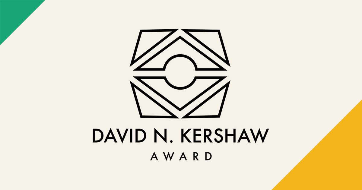 David N. Kershaw Award Logo