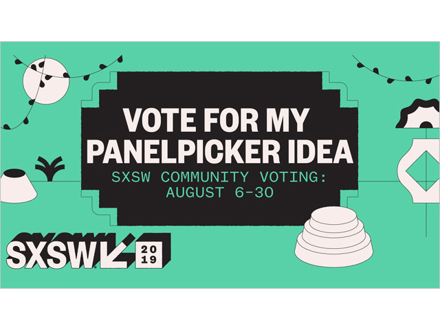 Cast Your Vote for Mathematica's SXSW Panel Submissions